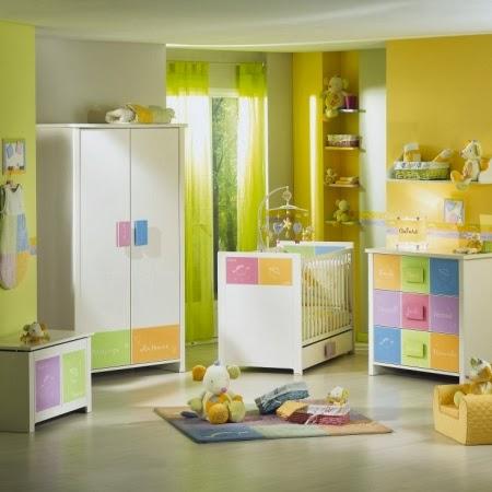 Couleur chambre bébé mixte - Bébé et décoration - Chambre bébé ...