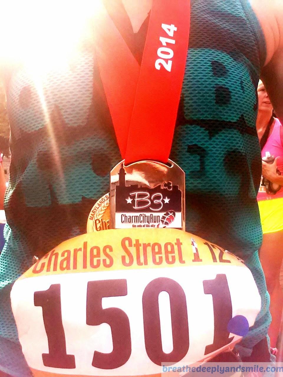 CharlesStreet12racemedals