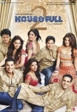 Housefull 2 (2012) Watch Movie Online With Subtitle Arabic  مترجم عربي
