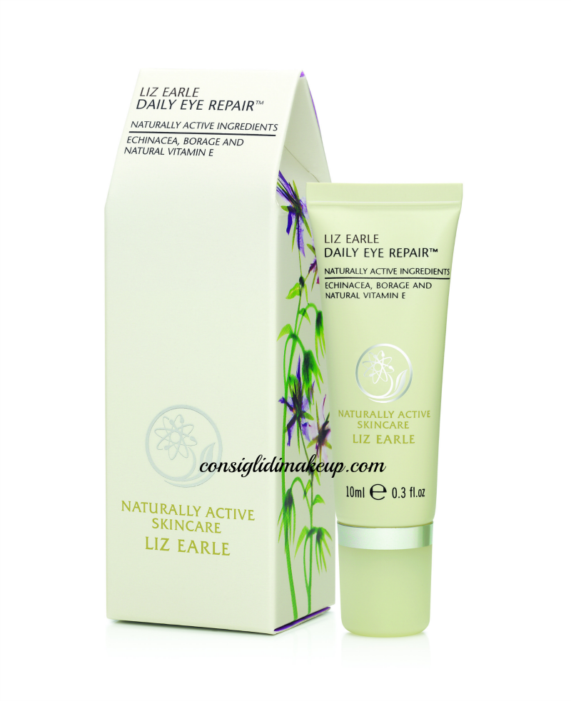 anteprima contorno occhi daily eye repair liz earle