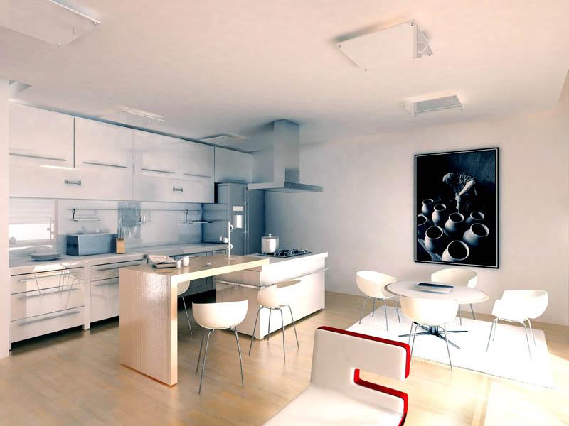 minimalis sederhana dan modern desain dapur mini desain dapur modern