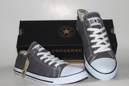 Sepatu Converse Abu Tua