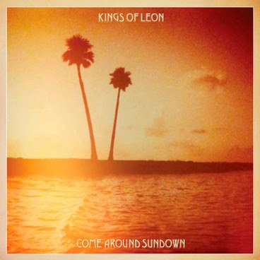 kings of leon,album,comes around sundown,favorite album