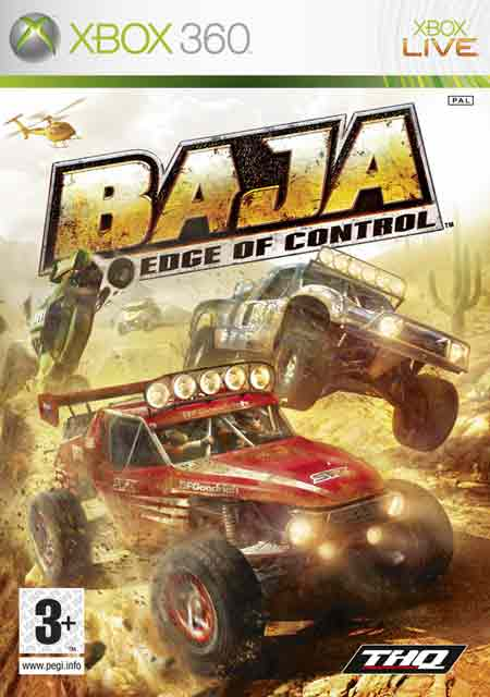 BAJA EDGE CONTROL REGION FREE