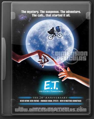 E.T: The Extra-Terrestrial (BRRip HD Inglés Subtitulada) (1982)