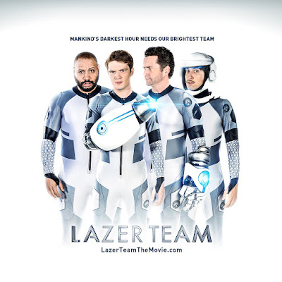 lazer team movie review