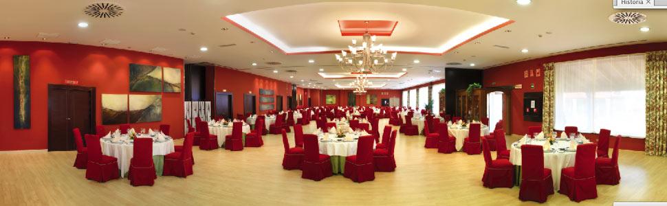 Complejo para bodas celebraciones galicia turismo galicia for K boom salon de fiestas