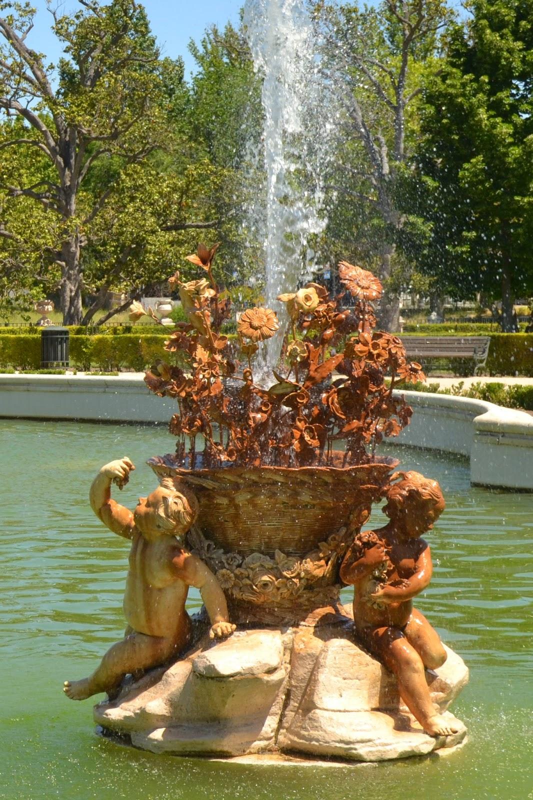 De paseo por europa aranjuez for El jardin de aranjuez