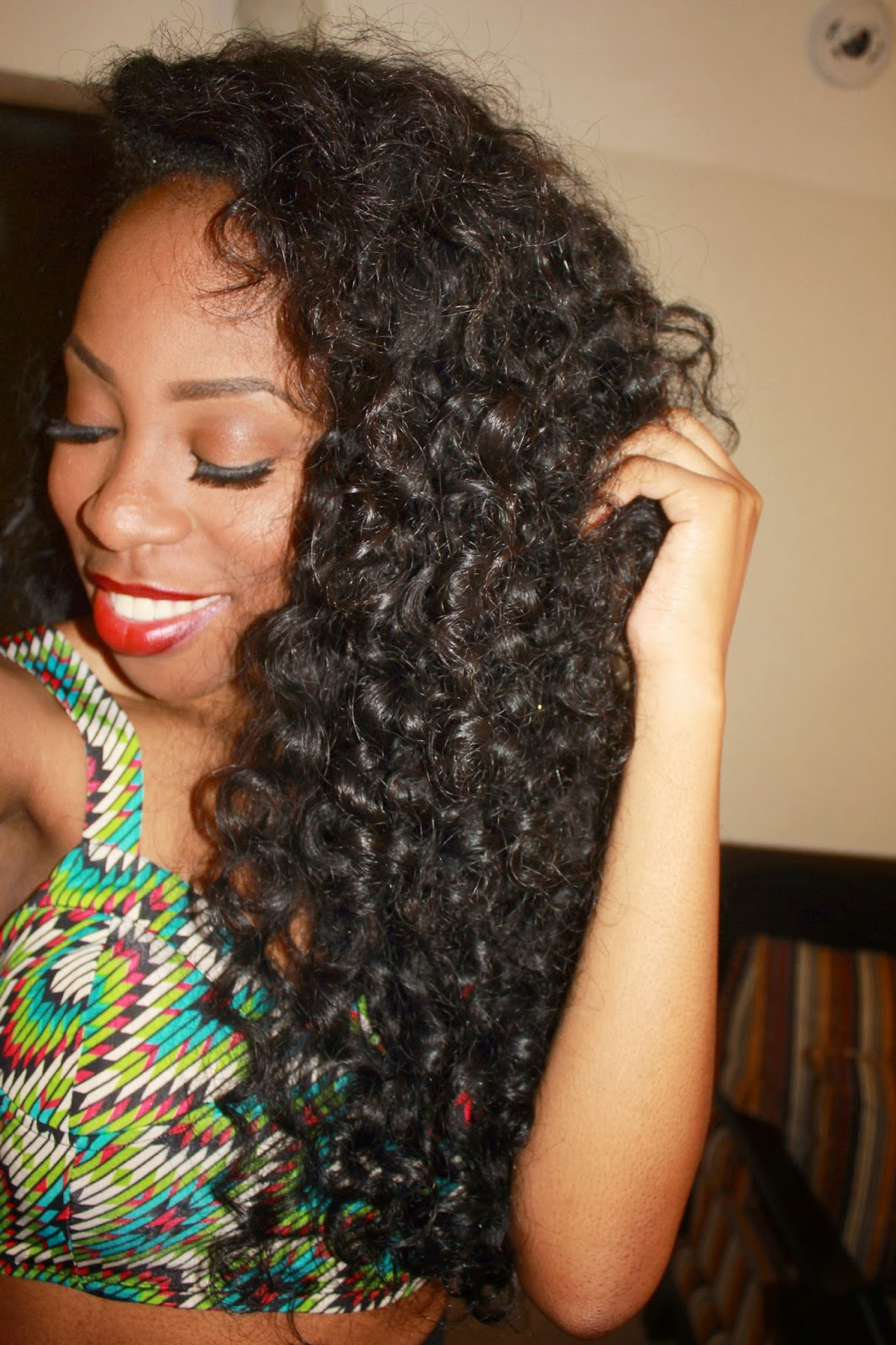 Curly c pieces of onye a night out with my arjuni curly c pmusecretfo Gallery