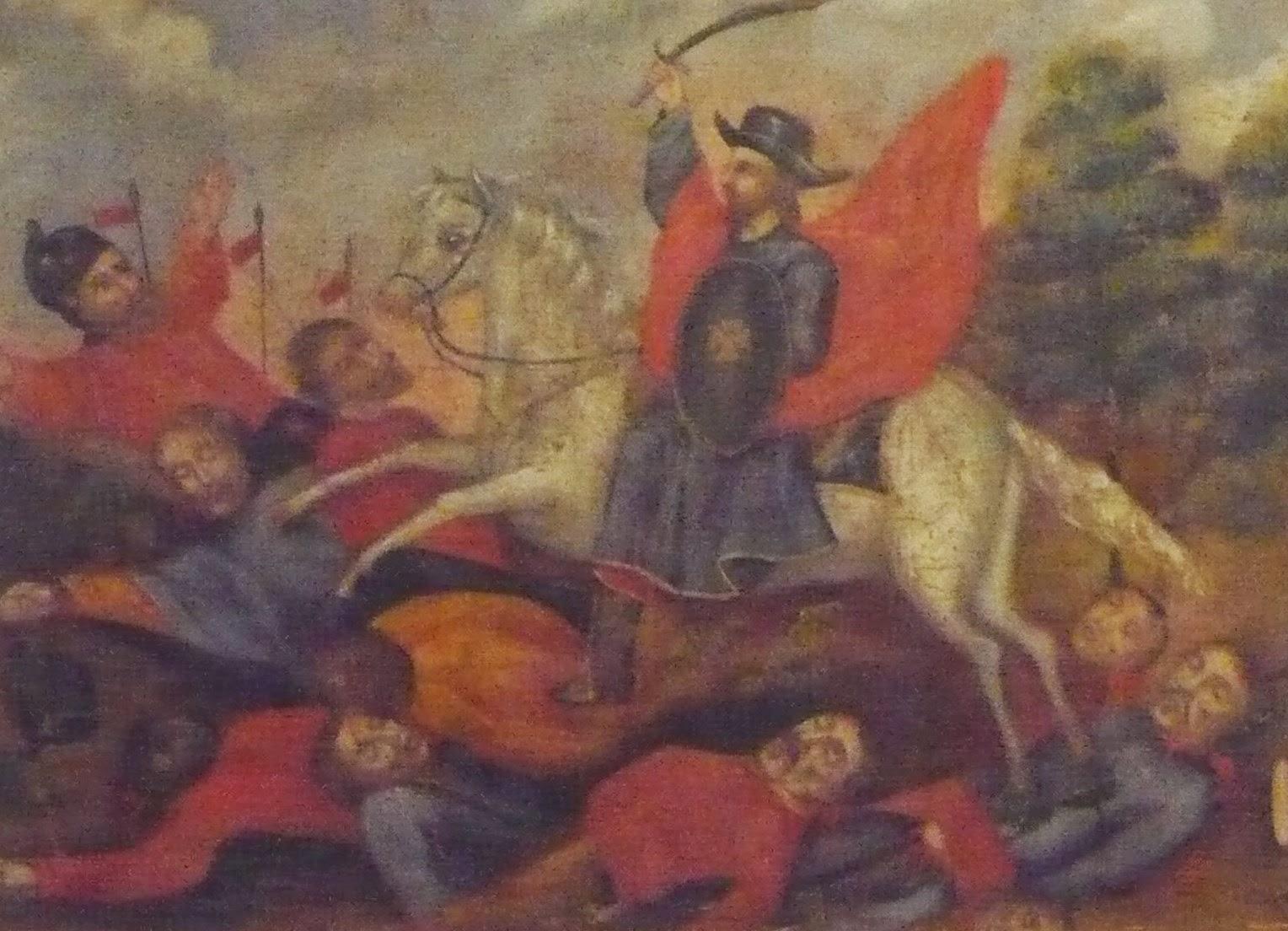 Santiago 'Matapatriotas'