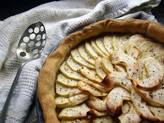 Apple and Cardamom Tart