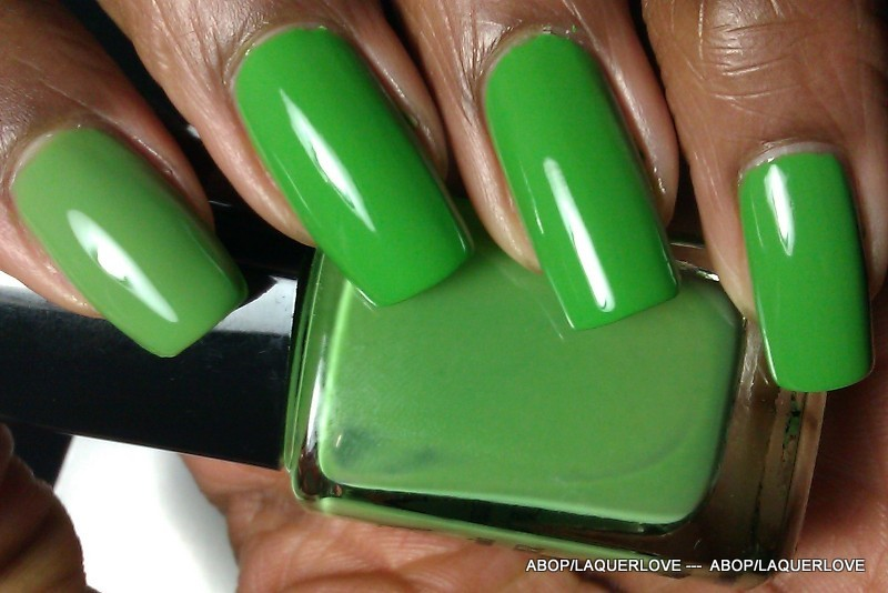 ANOTHER Bottle of Polish?!: NYC - High Line Green