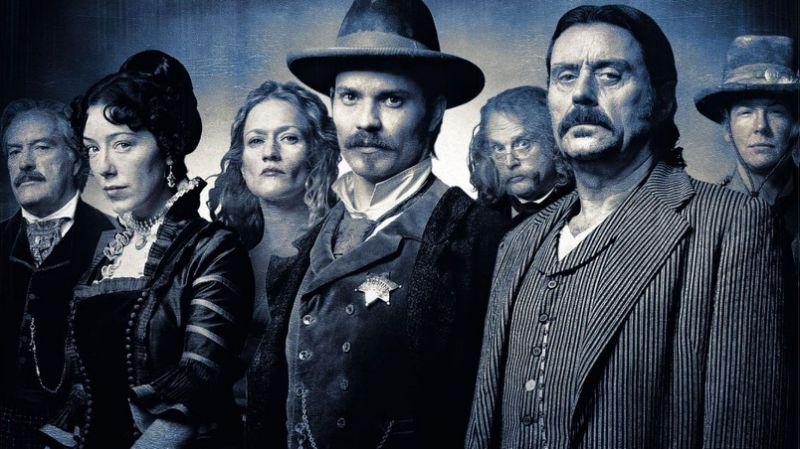 Deadwood - Movie Revival Greenlight by HBO