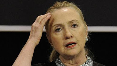 US Secretary of State Hillary Clinton suffers concussion