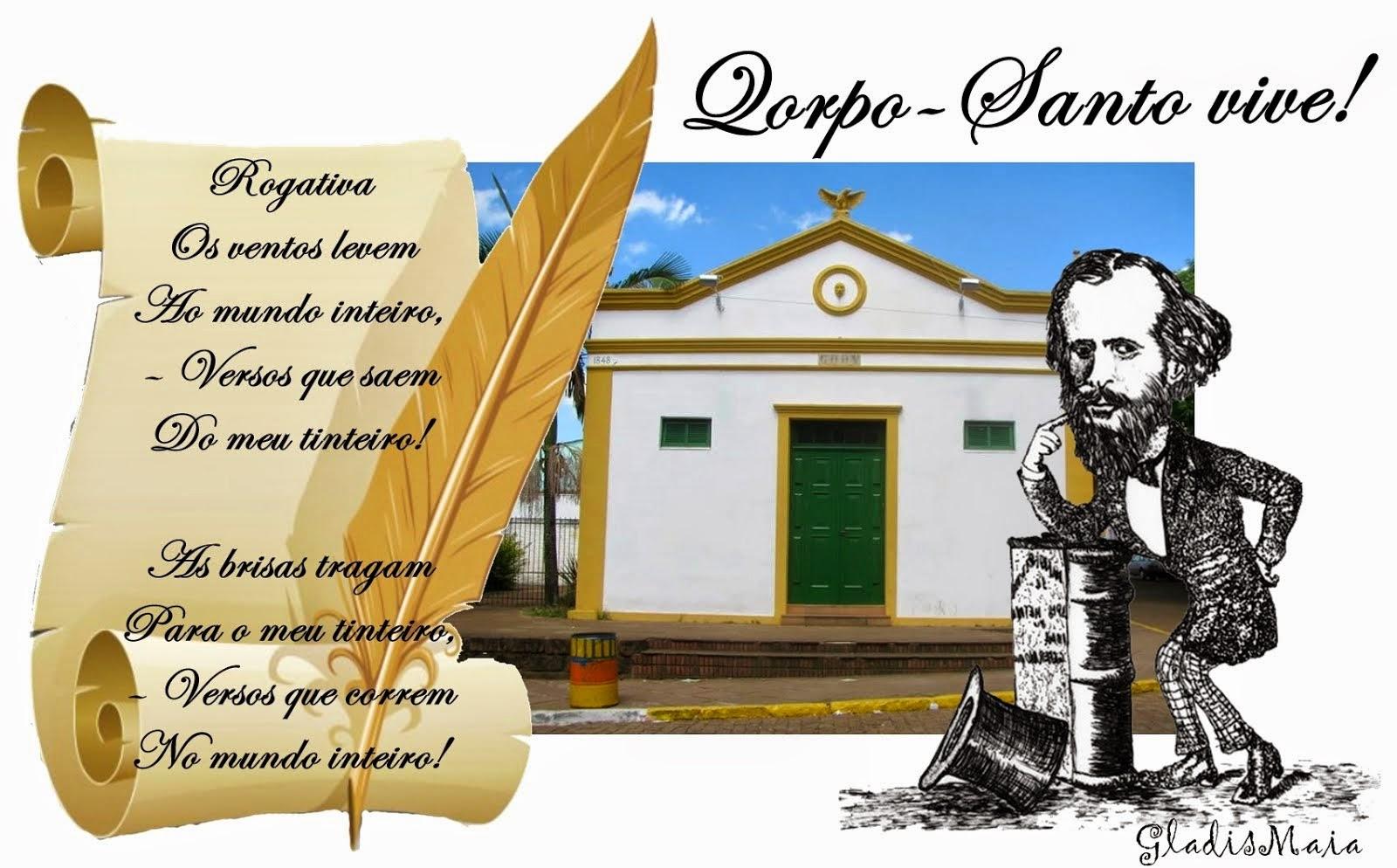 Blog da Fundação Cultural Qorpo-Santo de Triunfo/RS