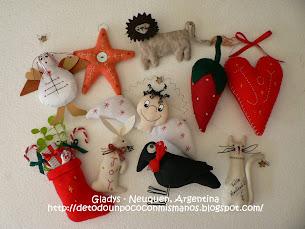 (16) 12/10: SALero Adornos para Navidad