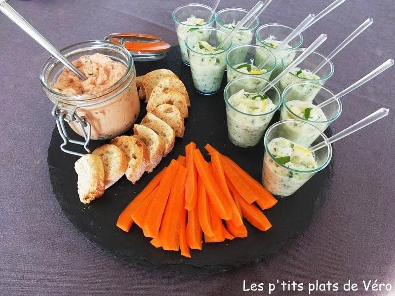 Très Les p'tits plats de Véro: Plateau apéritif avant couscous  YJ56