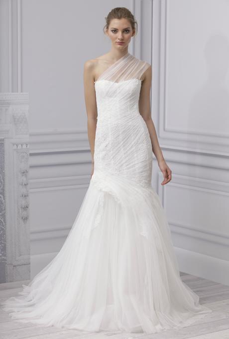 Cheap Wedding Gowns Online Blog: Monique Lhuillier wedding dresses 2013