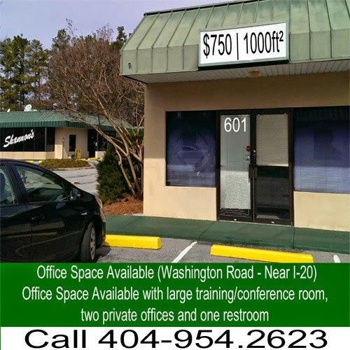 COMMERCIAL SPACE call 404.954.2623