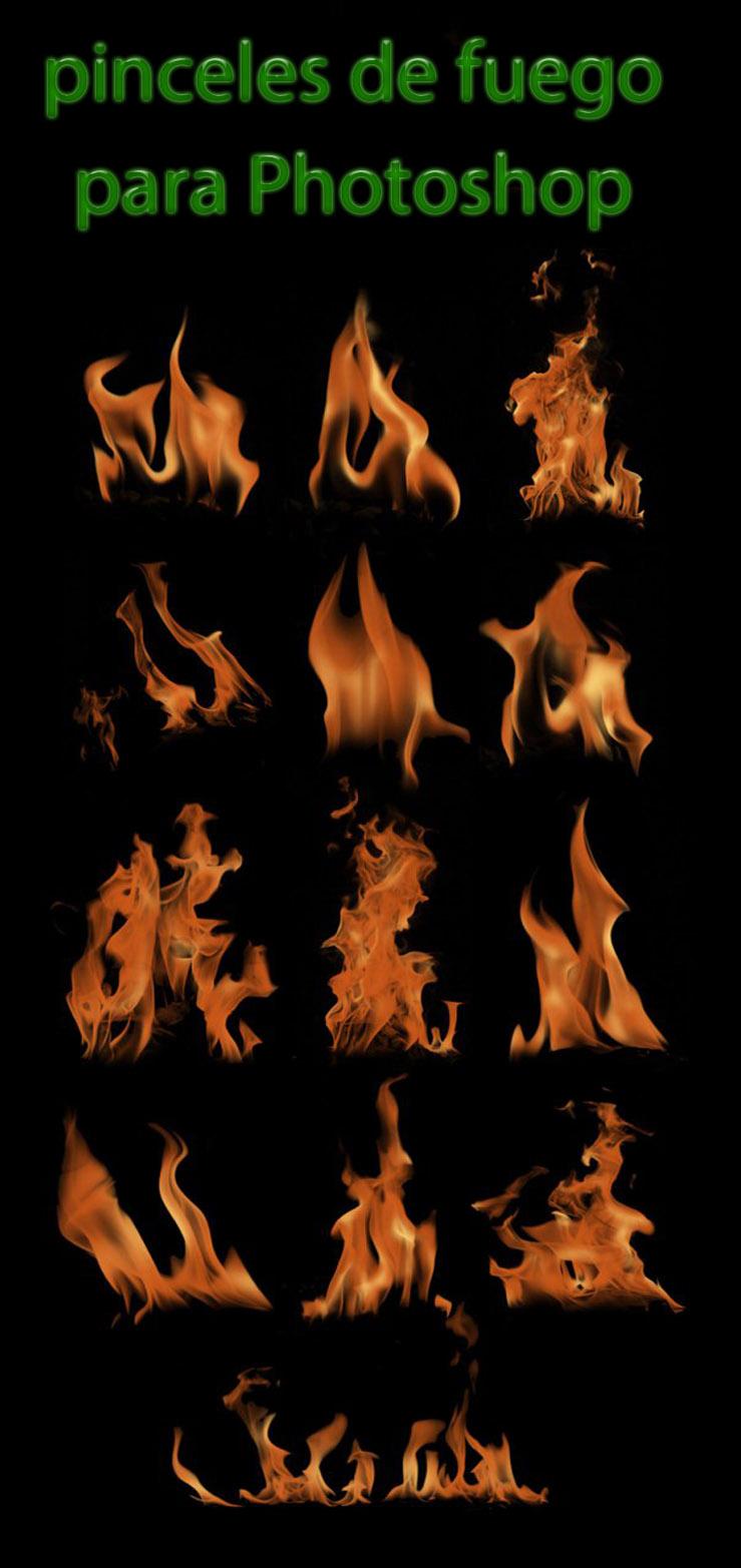 Как в фотошоп сделать огненные волосы