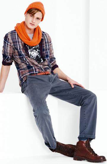 camisas otoño invierno 2011 2012 hombre