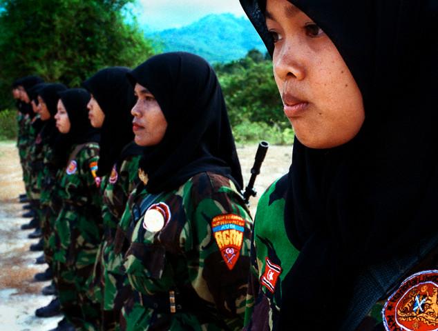 Foto Sejarah Aceh Era Konflik Antara GAM Dan RI