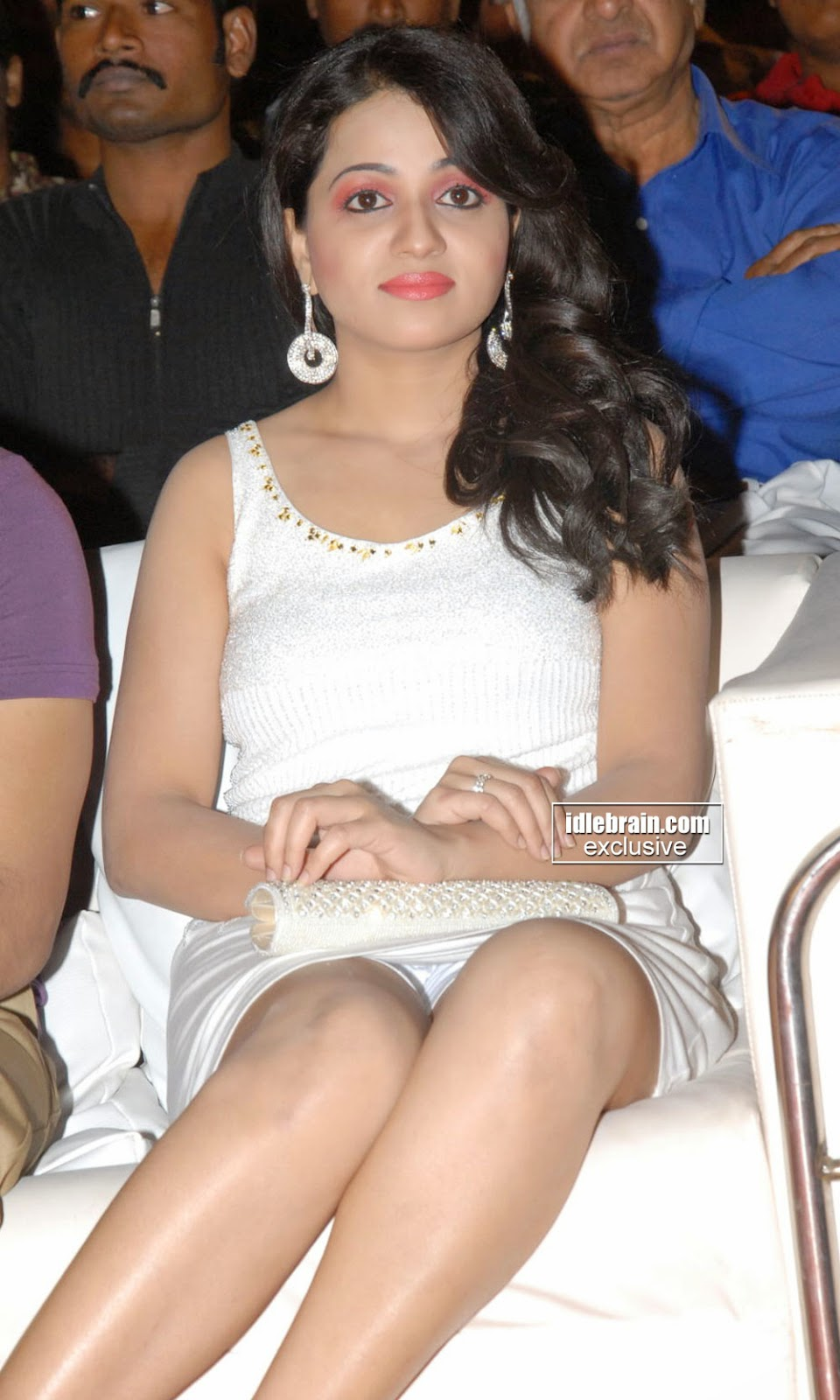 Reshma thighs