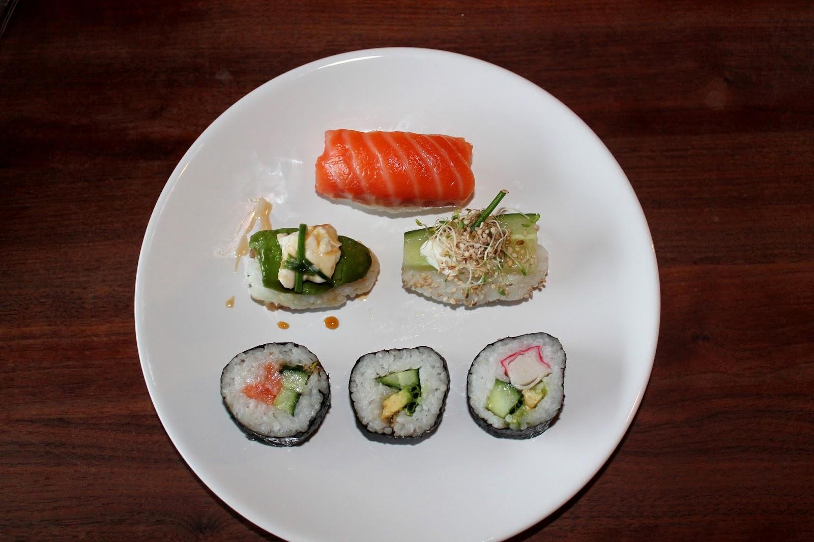 Homemade sushi | Alinan kotona blog