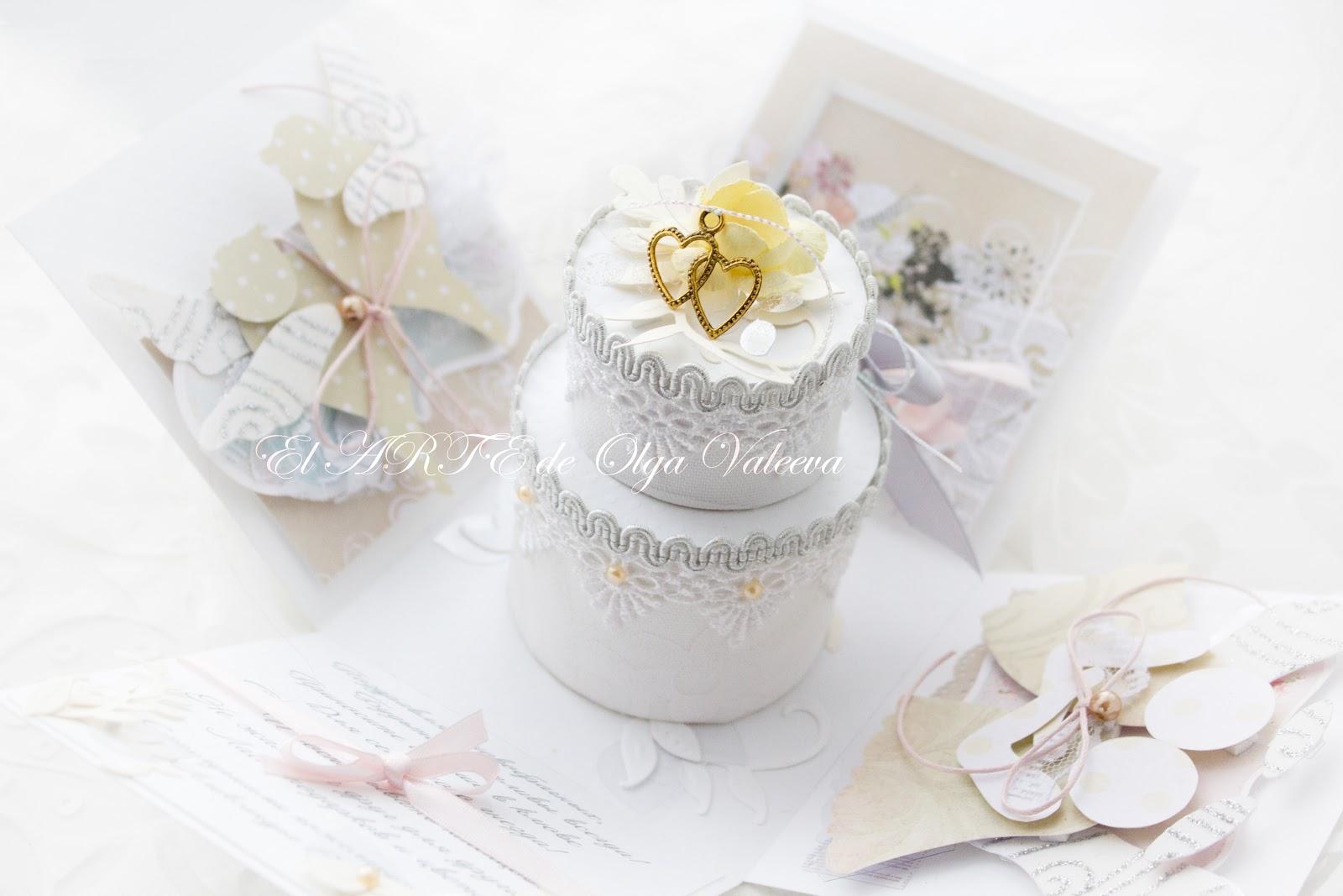 Схемы коробок на свадьбу