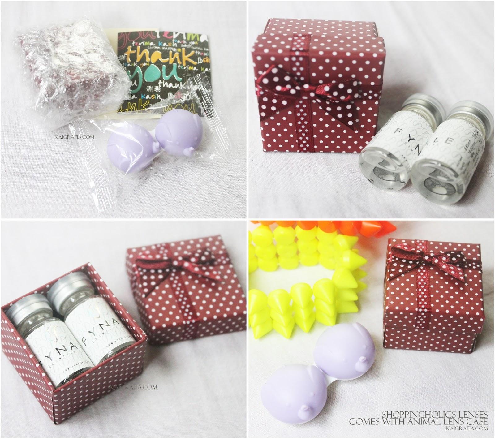Cute Packaging materials