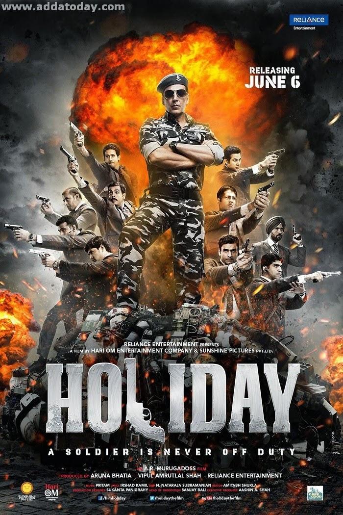 xem phim Nghỉ Phép - Holiday 2014 full hd vietsub online poster