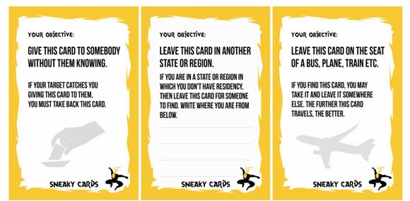 When You Want To Stop Playing On Consoles and Smartphones - Sneaky Cards