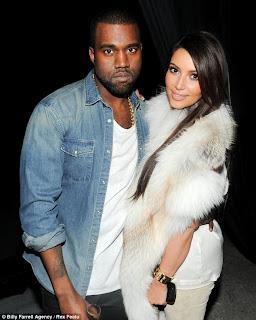 News // Kim & Kanye- Ensemble ?!!