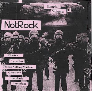 NotRock Sampler Volume: II (17 Songs) 2003
