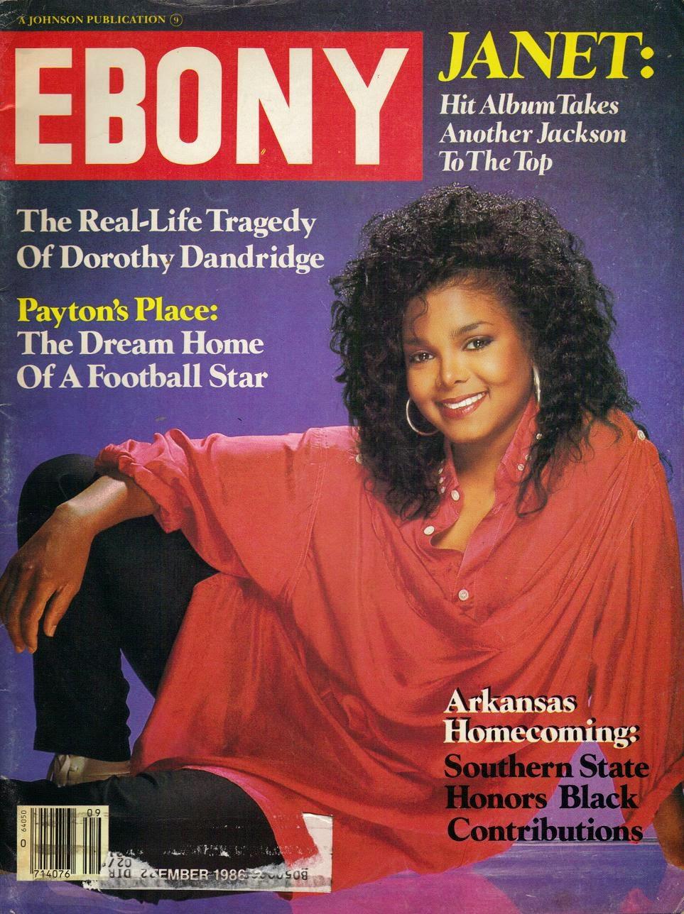 Ebony magazine articles
