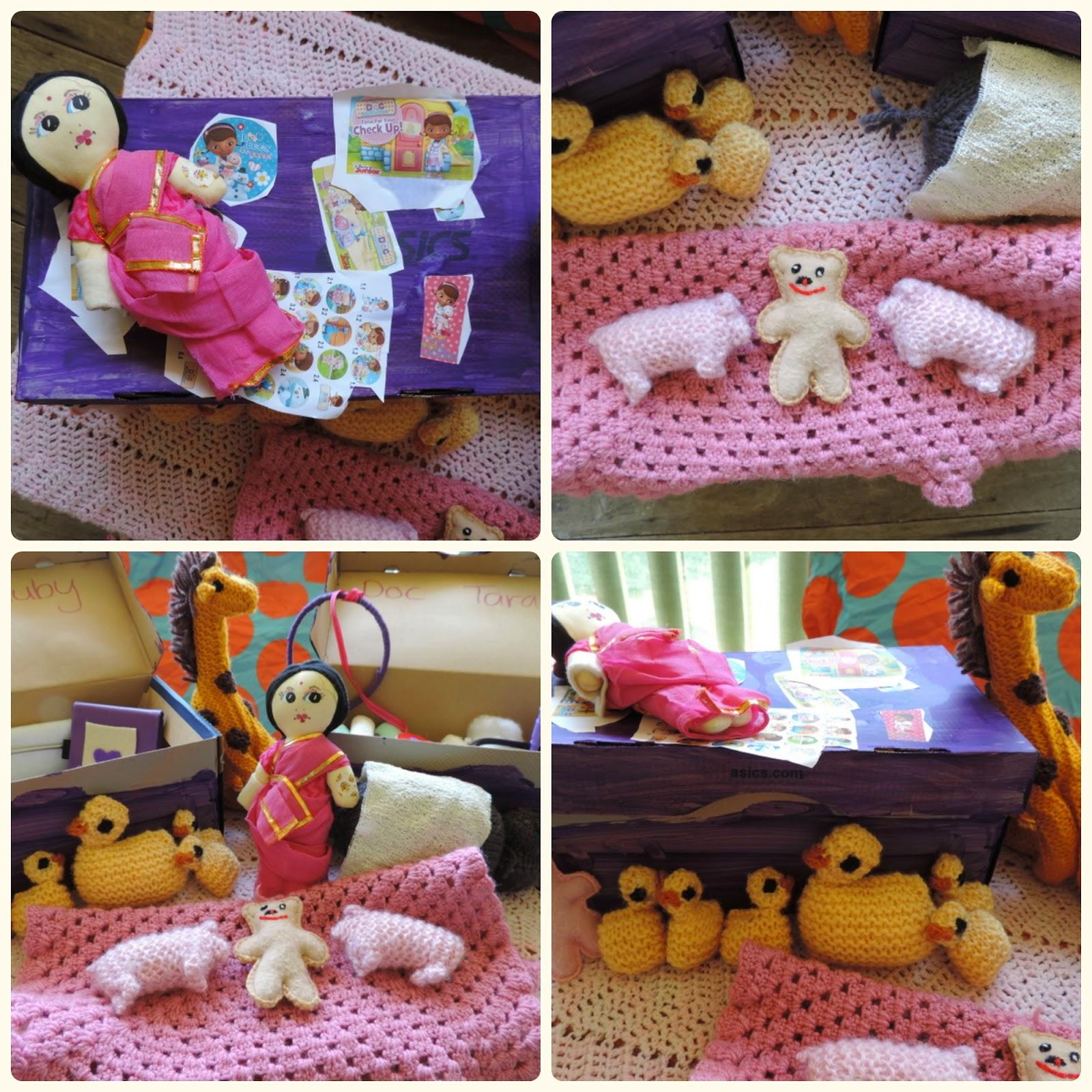 Easy to make, budget friendly Doc's Kit for children - Mummy Musings and Mayhem