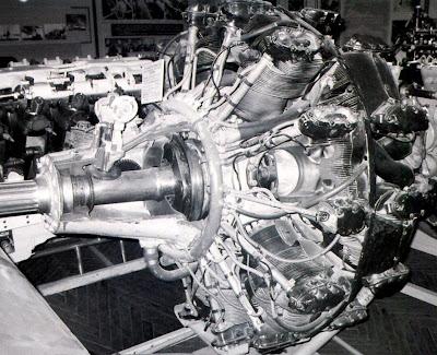 Двигатель АШ-82ШН Ла-5