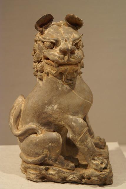 Lion gardien
