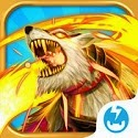 War of Dragons App iTunes App Icon Logo By FireMocha - FreeApps.ws