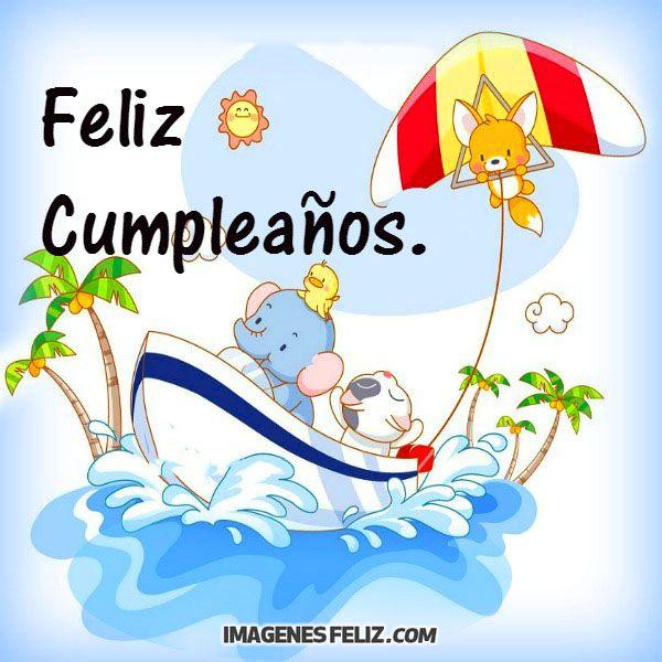 Feliz Cumpleaños Bebé Imágenes Frases Bonitas