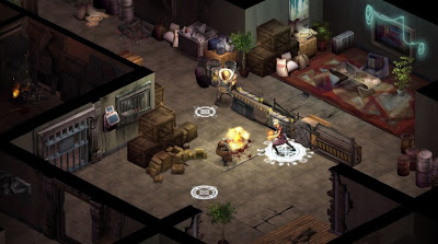 Shadowrun Returns Screenshots 1