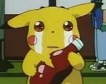 Ahora pincha la foto de Picachú triste y sígueme en Tumblr