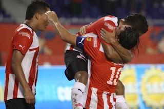 Resultado Partido Atlético Junior Vs Boyacá Chicó