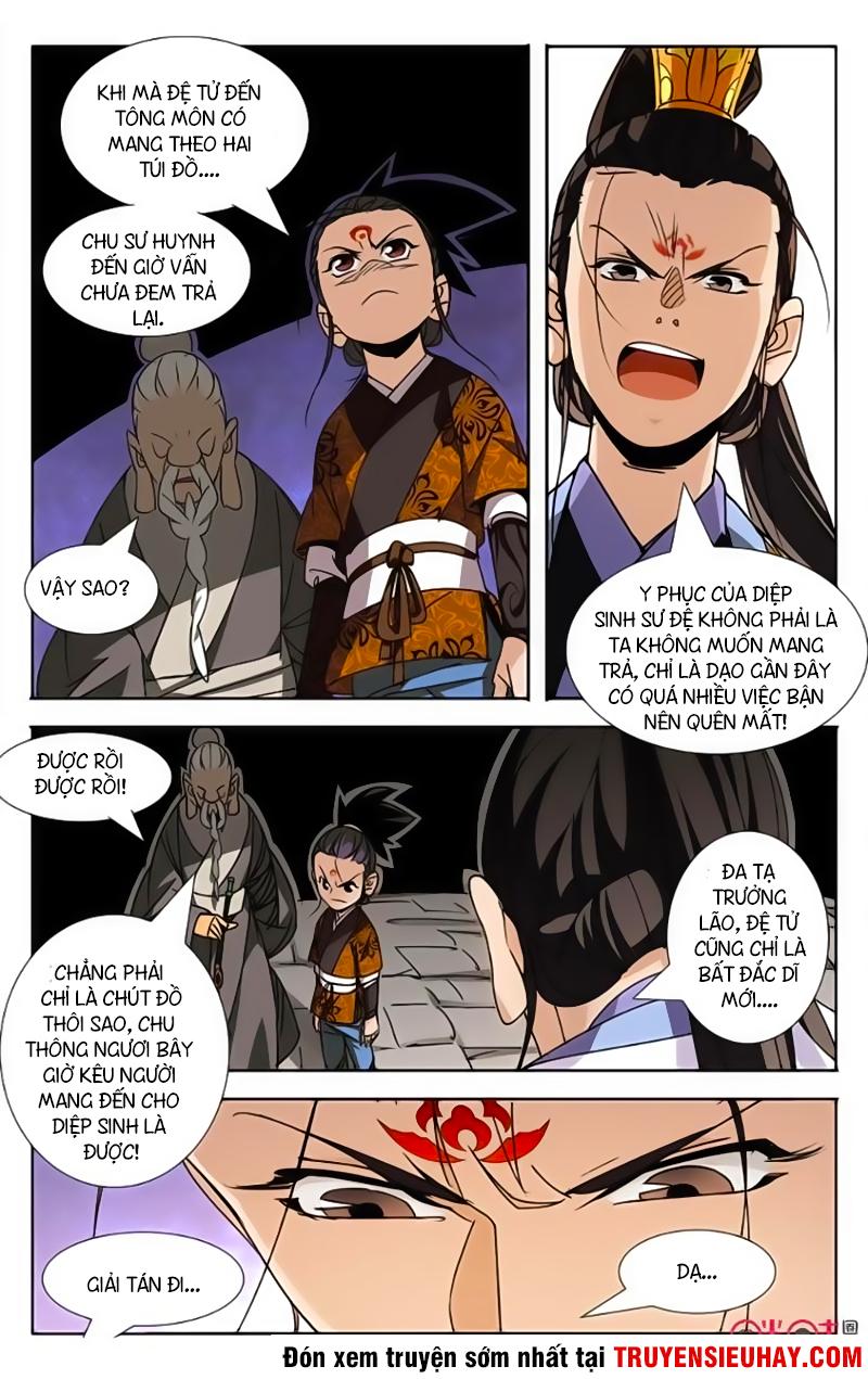 Trảm Đạo Kỷ trang 9