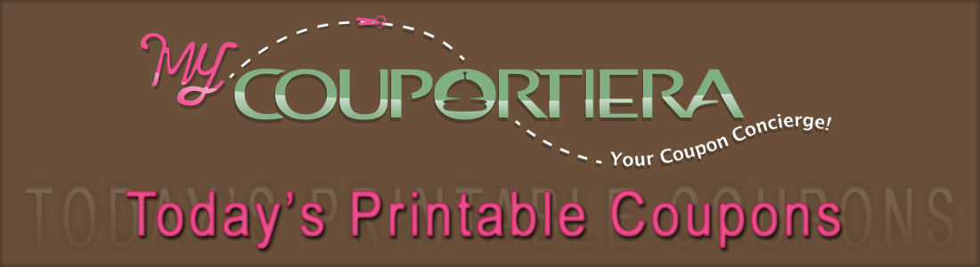Today's Printable Coupons by MyCouportiera