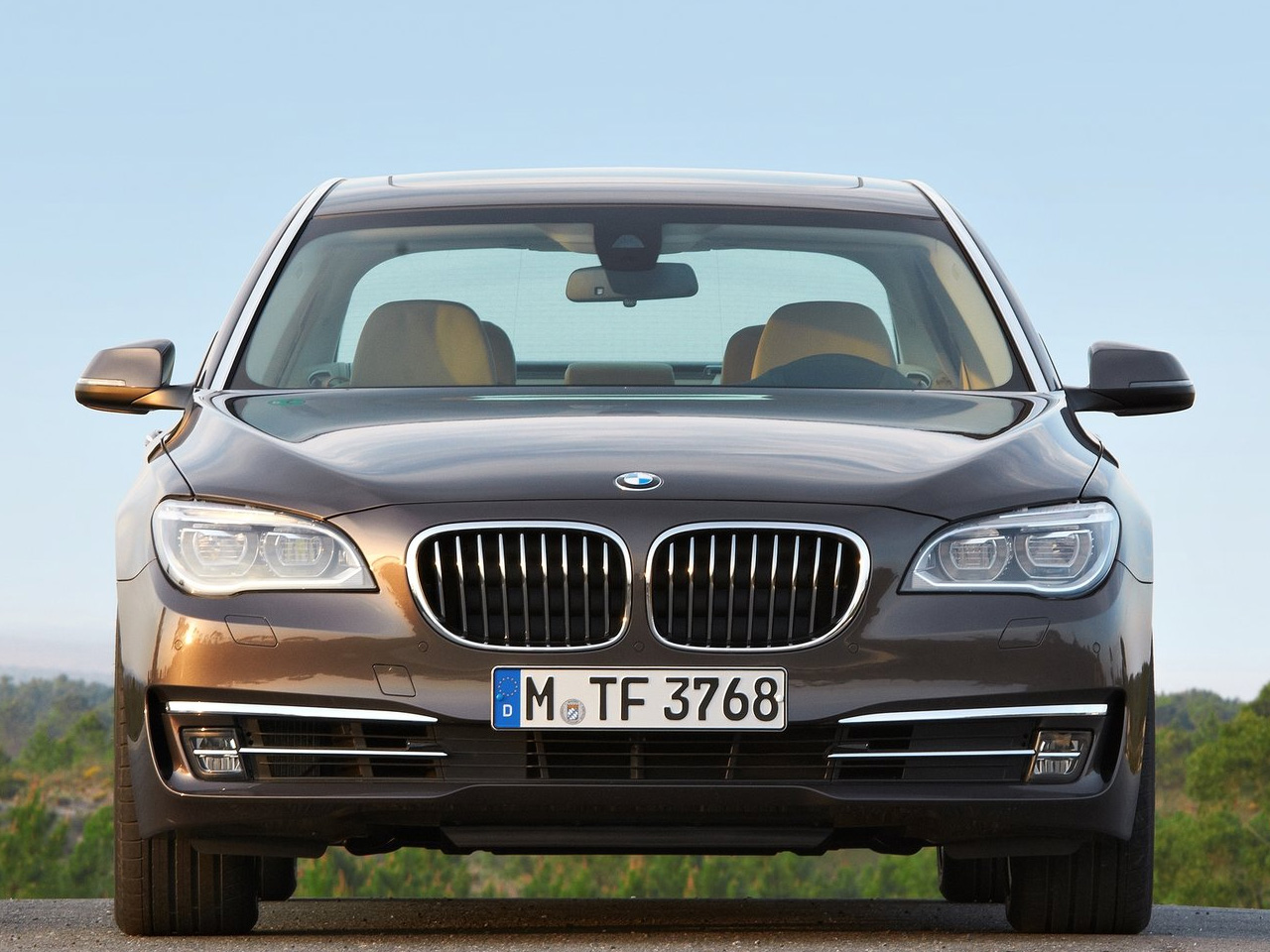 Information And Review Car 2013 Bmw 750li