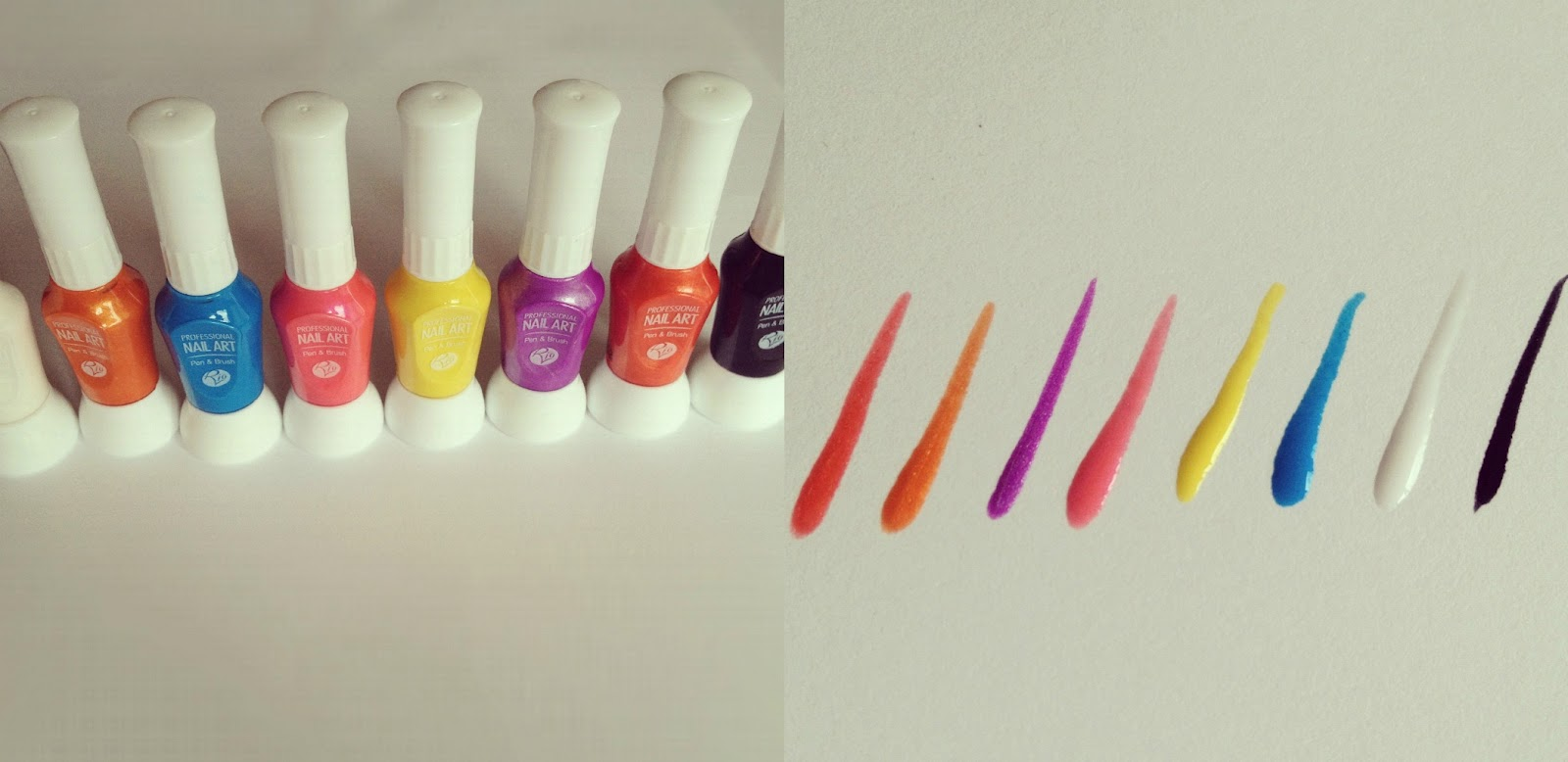 how to use b beauty nail art pen