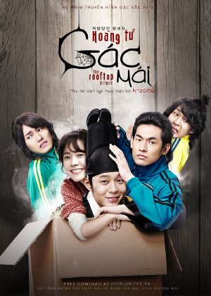 Hong T Gc Mi VIETSUB - Rooftop Prince (2012) VIETSUB - (20/20)