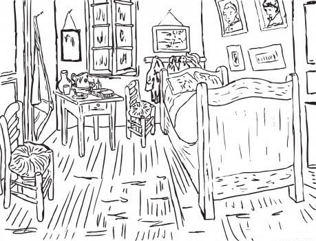 bedroom coloring pages bedroom coloring