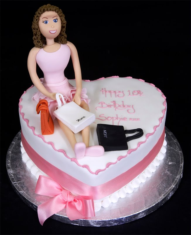 Bday Cake Images For Girl : Birthday Cakes for Girls Birthday Cake Birthday Cake ...